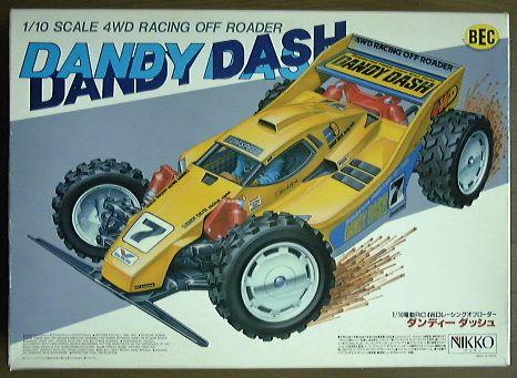 Les jouets de notre enfance. Nikko%20dandy%20dash